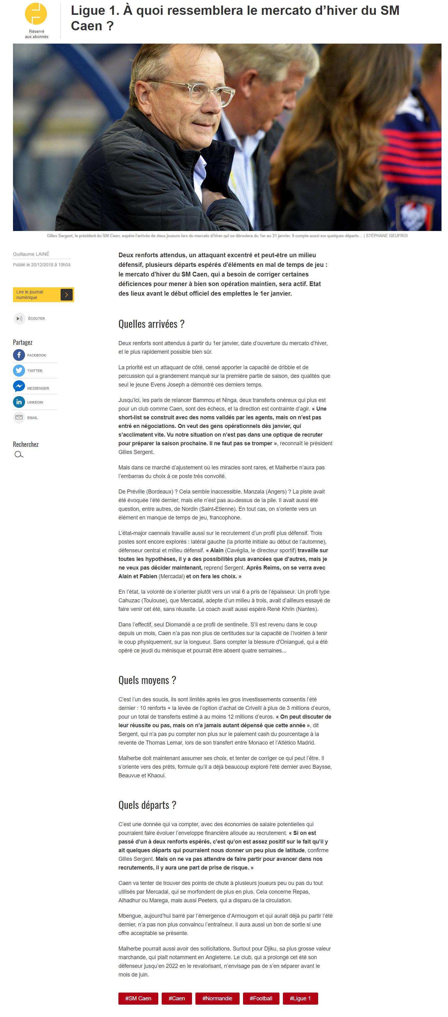 [Débat] Le mercato 2018/2019 - Page 53 181220071644260288