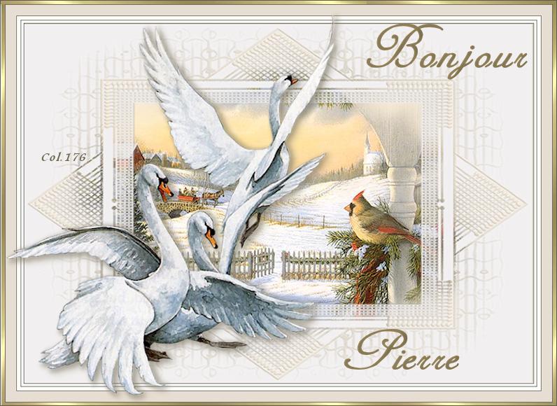 Sigs Bonjour/bonsoir animées - Dimanche 16/12 181220112451299720