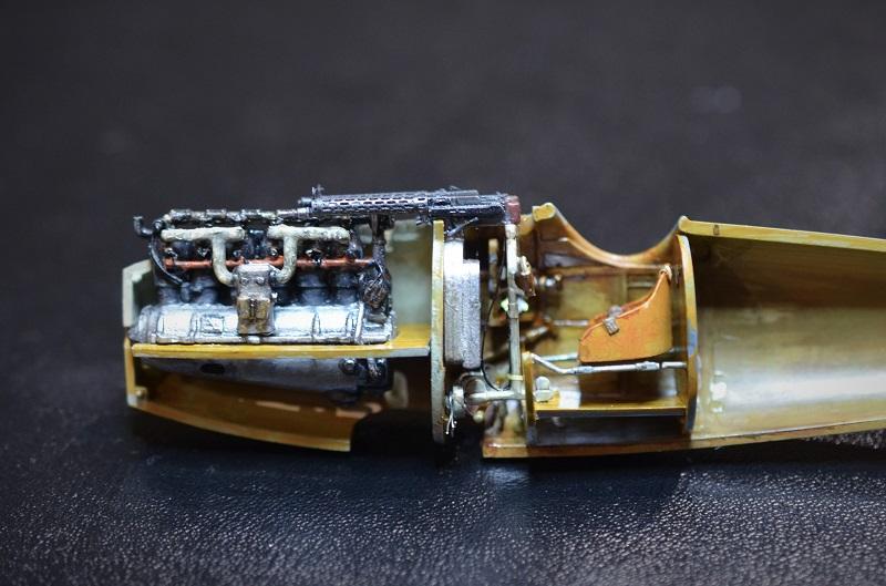 Albatros D.Va Eduard - 1/48 181222065455953804