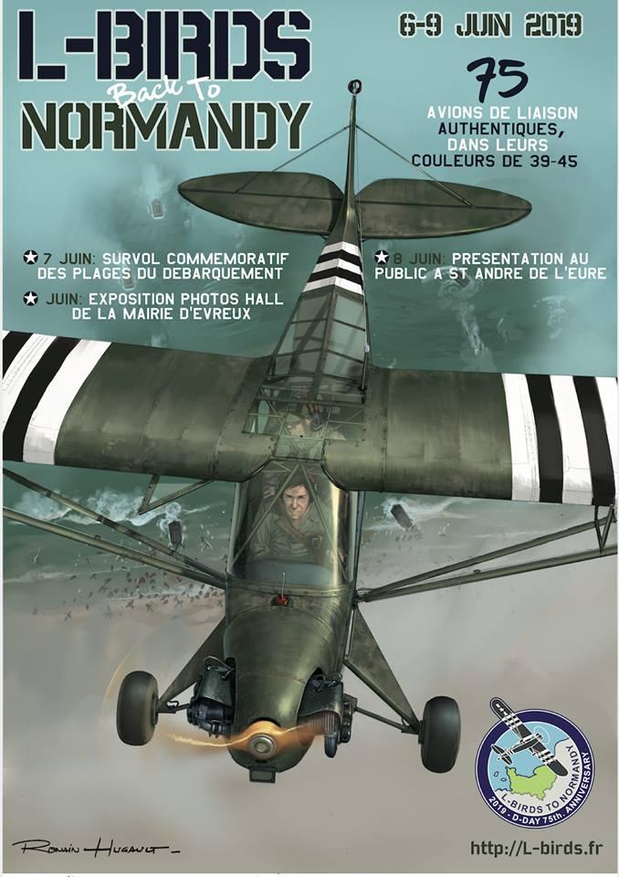 75ème Anniversaire du D-Day en Normandie 2019 181222113603980720