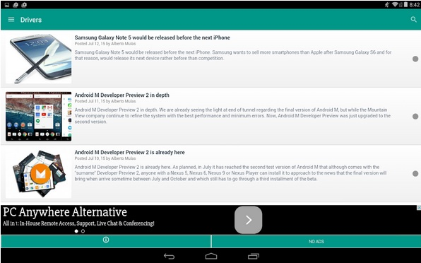 USB Driver for Android Devices v9 4-P2P – Releaselog | RLSLOG net