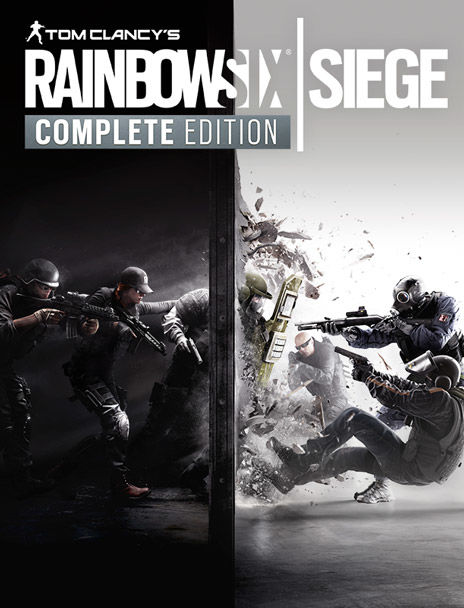 Poster for Tom Clancys Rainbow Six Siege Operation Wind Bastion
