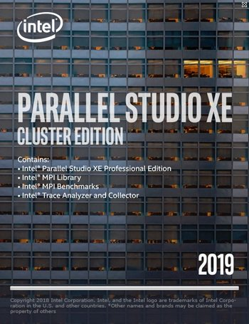 Intel Parallel Studio XE 2019 Update 5 ISO-TBE