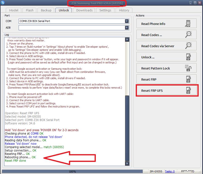 SM-G935S 8 0 U2 FRP problem !! [Answered] - GSM-Forum