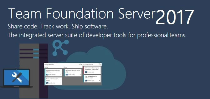 MICROSOFT TEAM FOUNDATION SERVER 2017 WITH UPDATE2-DVTiSO