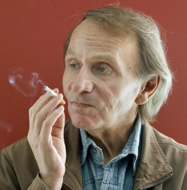 Michel Houellebecq ,un écrivain qui a du flair avec Sérotonine 181228102946119821