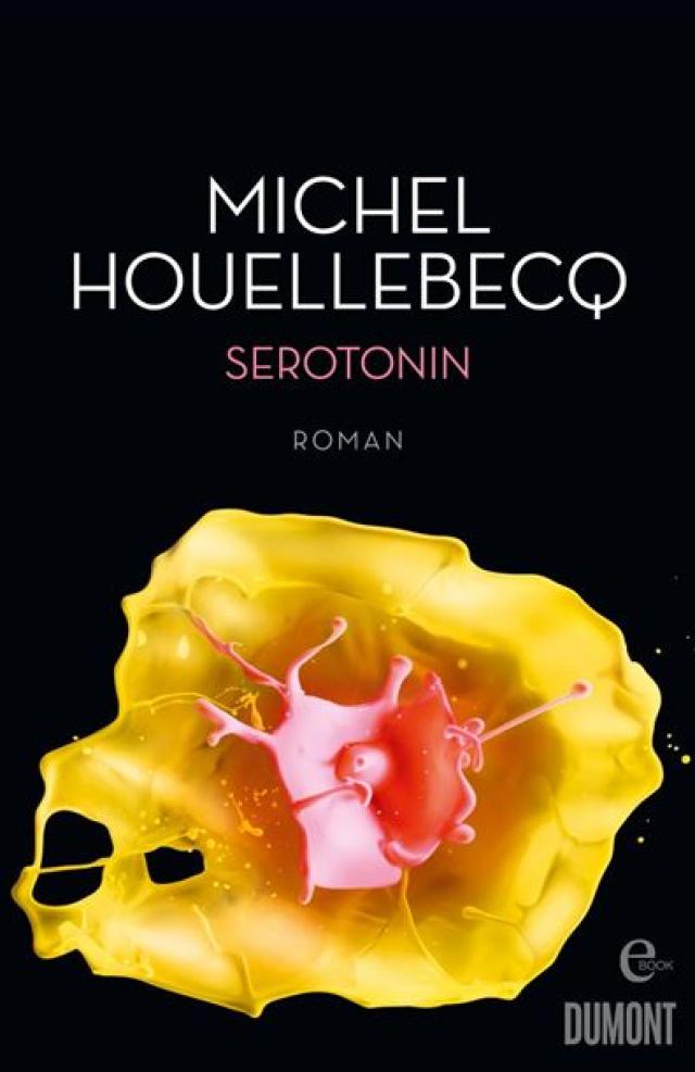 Michel Houellebecq ,un écrivain qui a du flair avec Sérotonine 181228103736237675