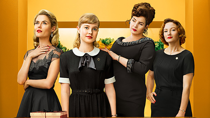 Ladies in Black (2018) image