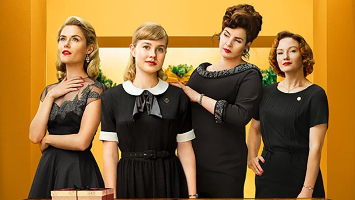 Ladies in Black (2018) image