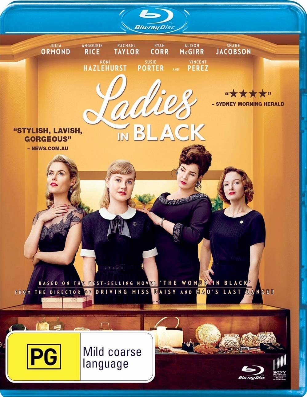 Ladies in Black (2018) poster image