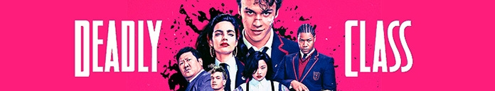 Poster for Deadly Class