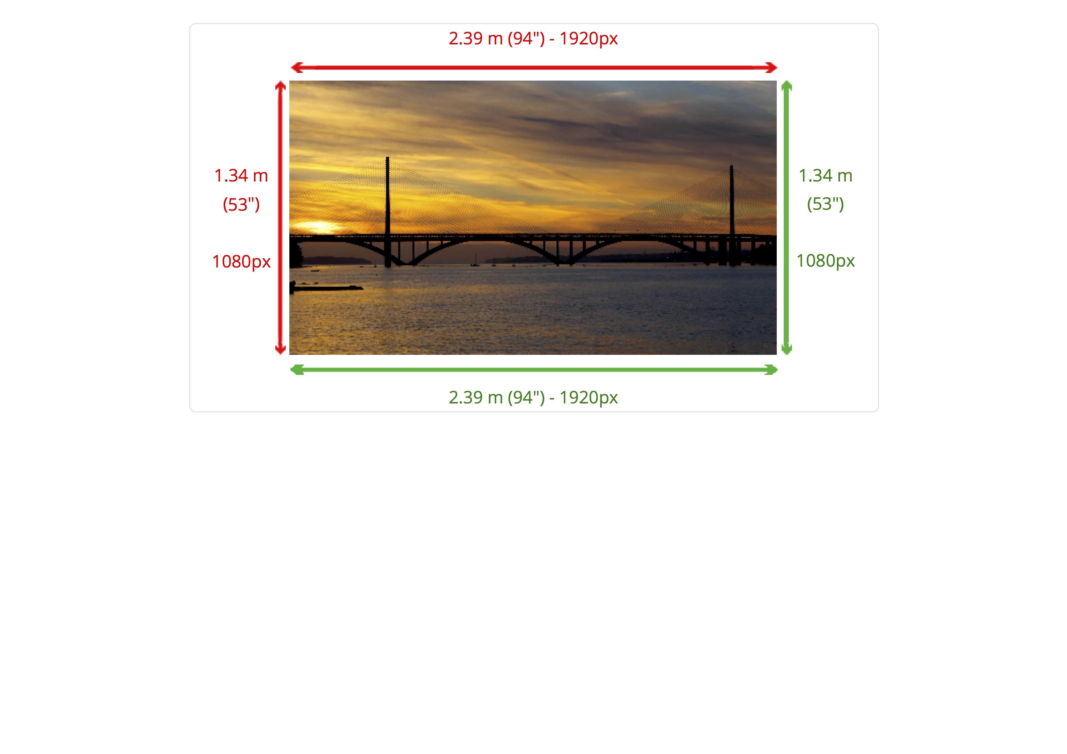 RDC - Plan VP - Calcul Taille Ecran 2
