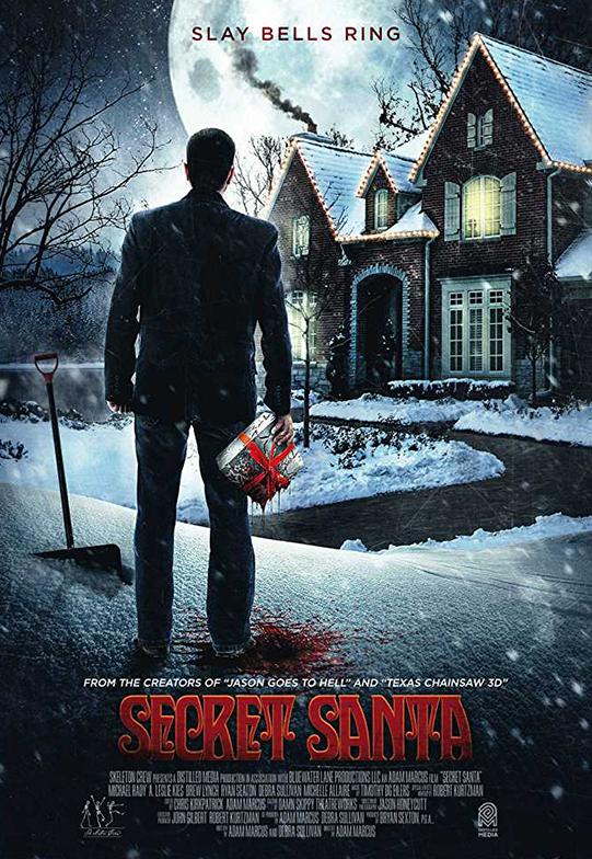Secret Santa (2018) poster image