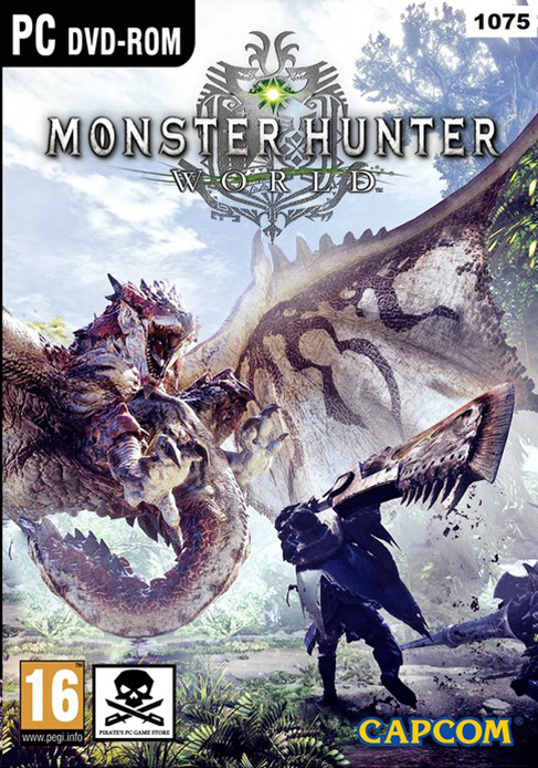 Poster for Monster Hunter: World