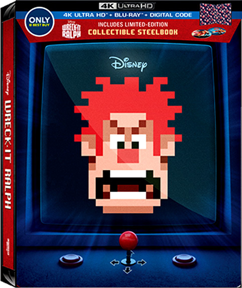 Wreck It Ralph 2012 2160p UHD BluRay X265-IAMABLE - SceneSource