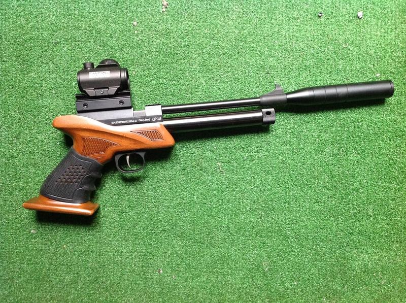 Pistolet PCP Diana Bandit, des avis ? 190102012755812942