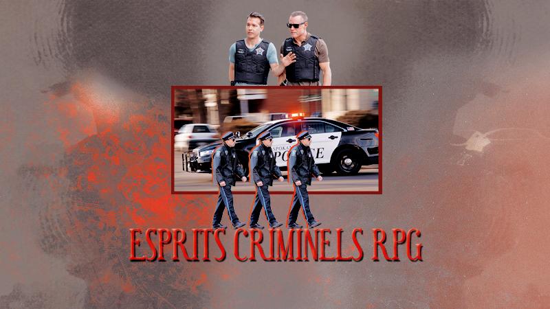 Esprits Criminels RPG