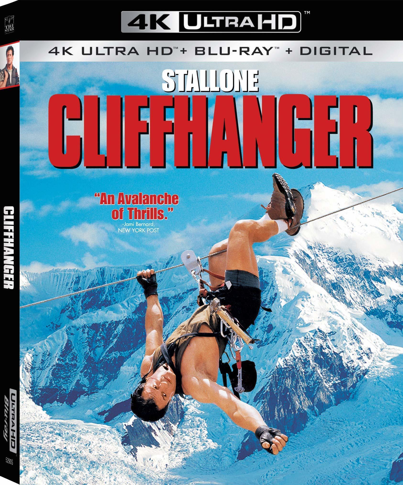 Cliffhanger (1993) poster image