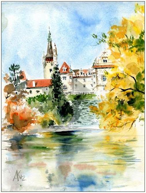 Constructions superbes ... Palais, châteaux, cathédrales et autres édifices - Page 2 19010212401231047