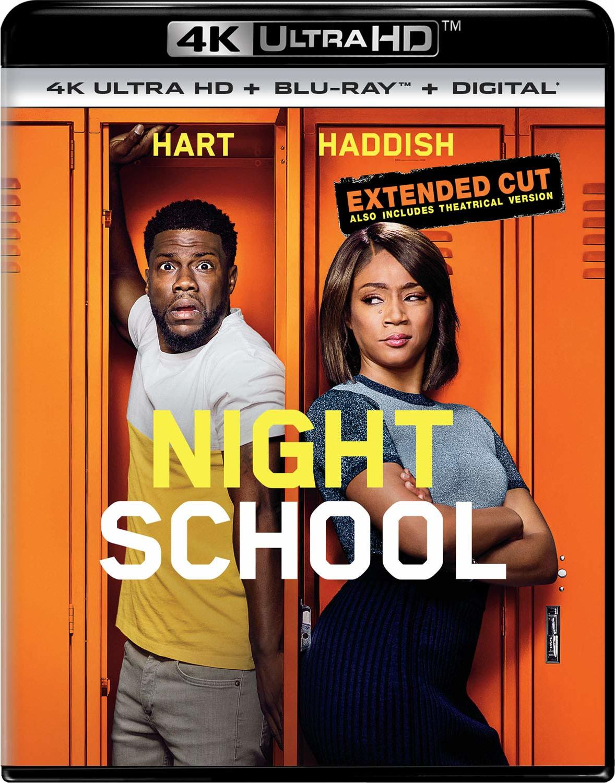 Night School (2018) poster image