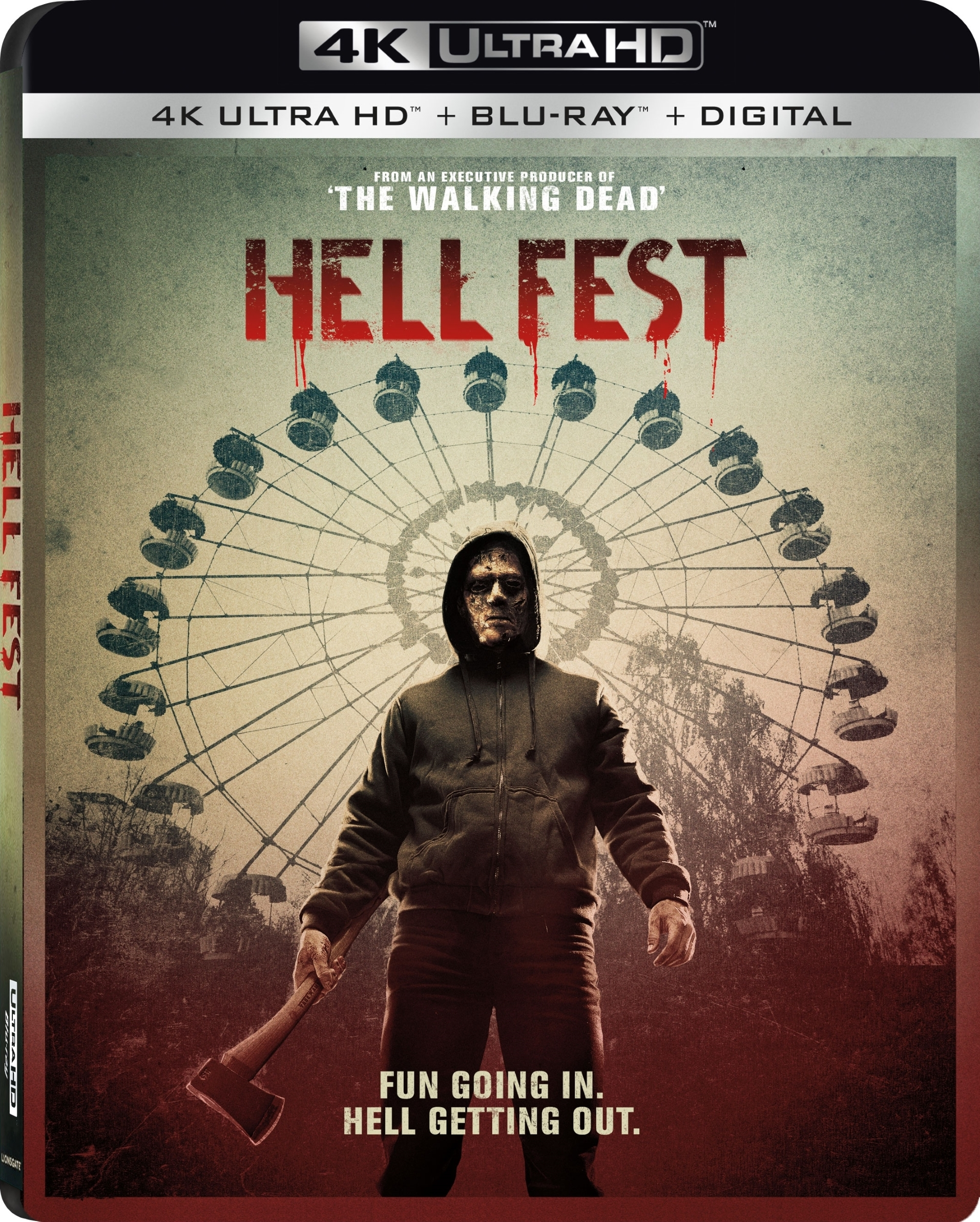 Hell Fest (2018) poster image