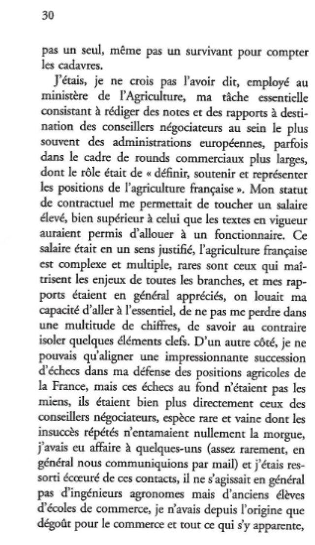 Michel Houellebecq ,un écrivain qui a du flair avec Sérotonine - Page 2 1901040645429492