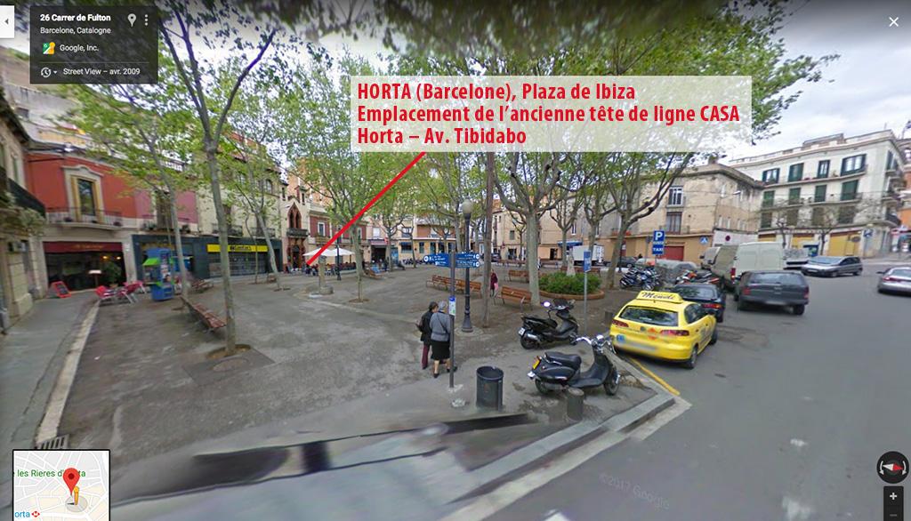 Barcelone-Horta-Plaza-de-Ibiza-actuel-notes-W