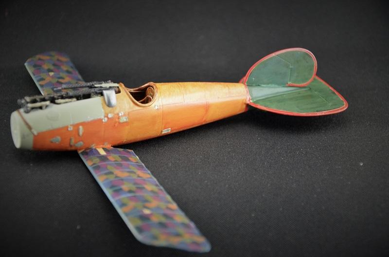 Albatros D.Va Eduard - 1/48 190105050323286594