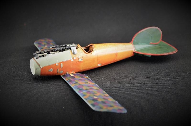 Albatros D.Va Eduard - 1/48 190105050323503854