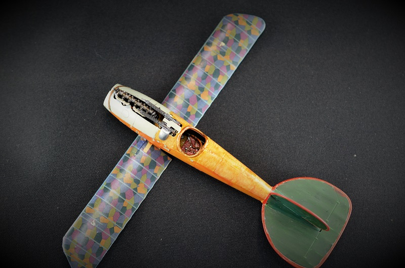 Albatros D.Va Eduard - 1/48 190105050324257859