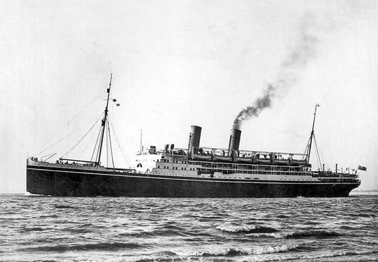 RMS Empress of Britain 190105052521665636