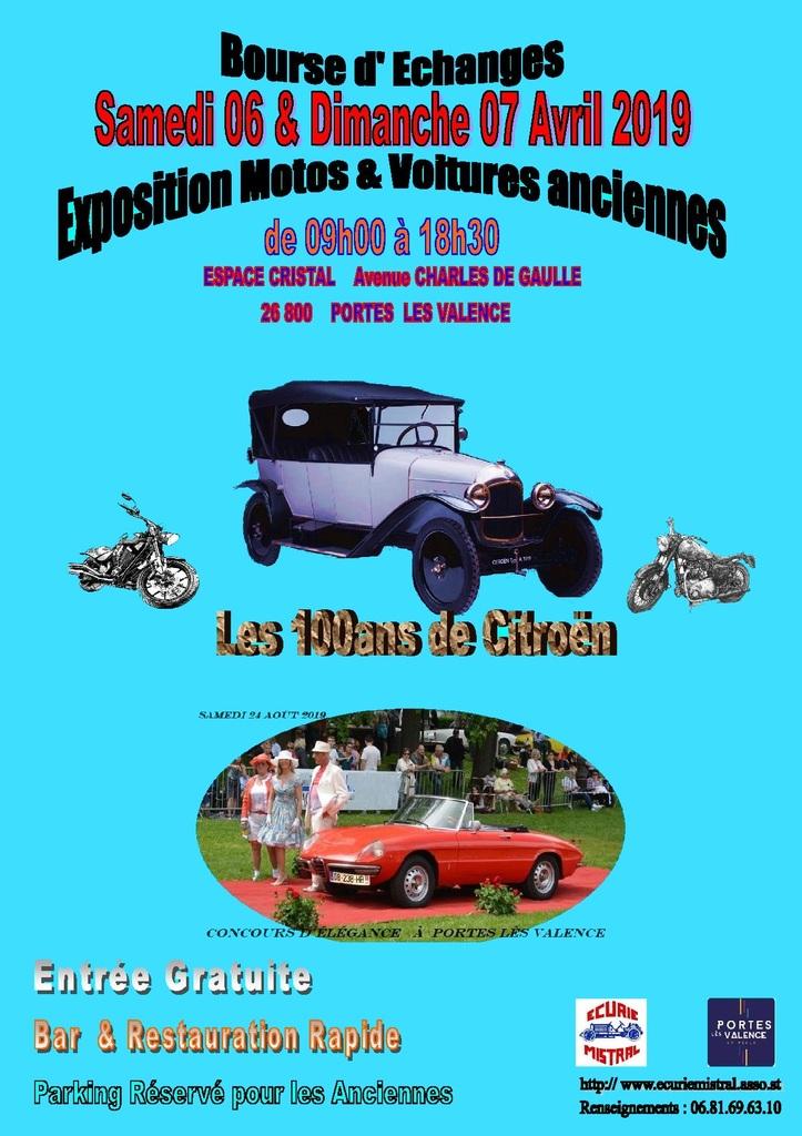 [26] 06 et 07/04/2019 - Expo bourse à Portes les Valence 190105095828305673