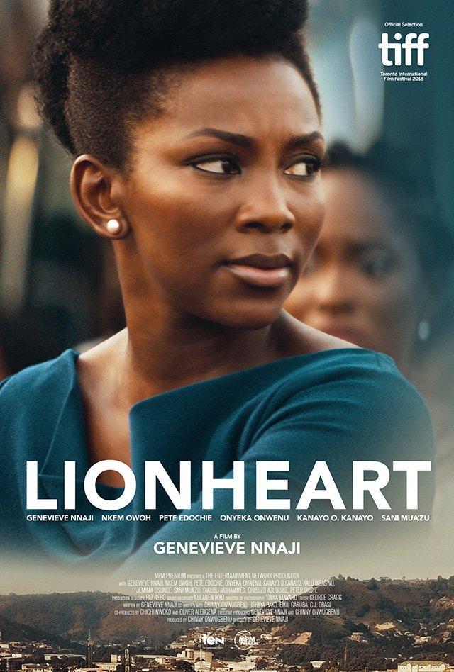 Lionheart poster image