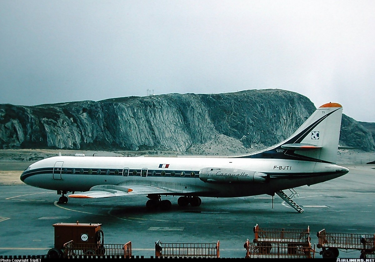 caravelle bgsf 11 pm 1979