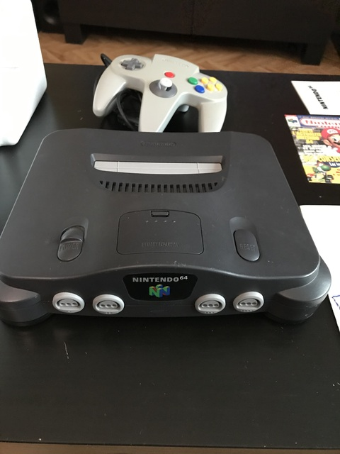 [EST] Consoles Nintendo en boites - N64/GBC/GBA SP/ GB MICRO :)  190106090953221547