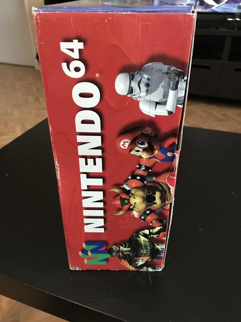 [EST] Consoles Nintendo en boites - N64/GBC/GBA SP/ GB MICRO :)  190106090956573409