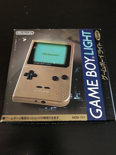 [EST] Consoles Nintendo en boites - N64/GBC/GBA SP/ GB MICRO :)  190106090957681382