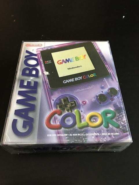 [EST] Consoles Nintendo en boites - N64/GBC/GBA SP/ GB MICRO :)  190106091001597876