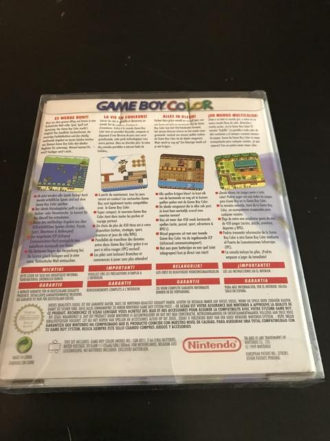 [EST] Consoles Nintendo en boites - N64/GBC/GBA SP/ GB MICRO :)  19010609100233091