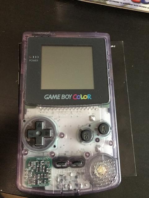 [EST] Consoles Nintendo en boites - N64/GBC/GBA SP/ GB MICRO :)  190106091003386548