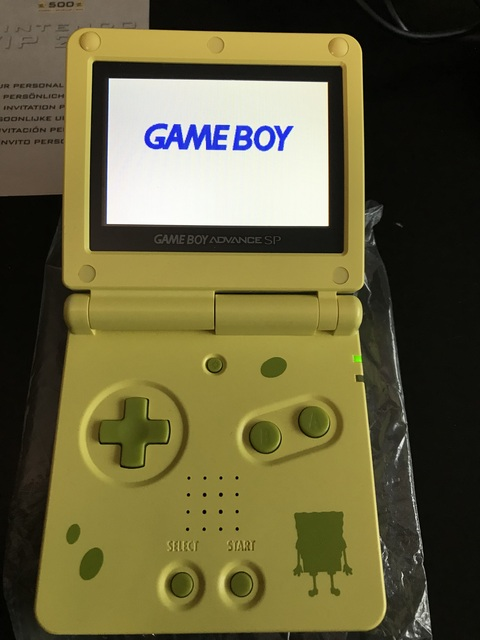 [EST] Consoles Nintendo en boites - N64/GBC/GBA SP/ GB MICRO :)  190106091007199285
