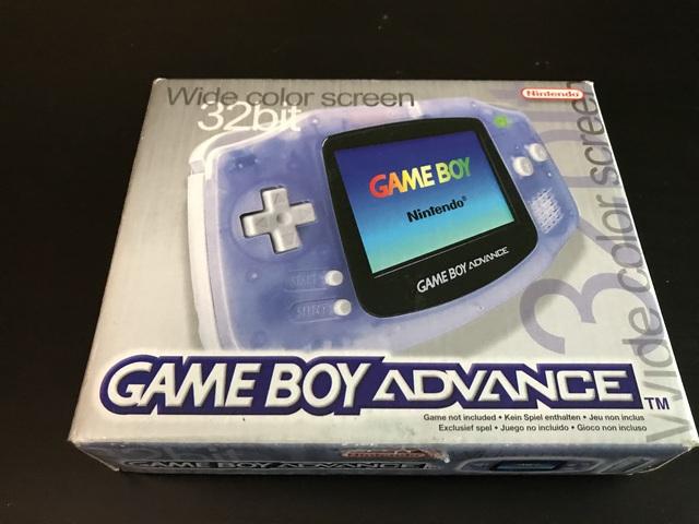 [EST] Consoles Nintendo en boites - N64/GBC/GBA SP/ GB MICRO :)  190106091007569857