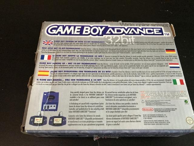 [EST] Consoles Nintendo en boites - N64/GBC/GBA SP/ GB MICRO :)  190106091008626437