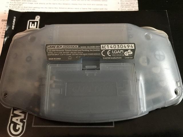 [EST] Consoles Nintendo en boites - N64/GBC/GBA SP/ GB MICRO :)  190106091010424434