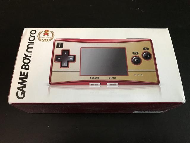 [EST] Consoles Nintendo en boites - N64/GBC/GBA SP/ GB MICRO :)  190106091011161253