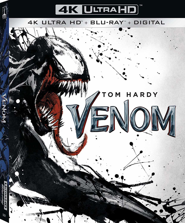 Venom (2018) poster image