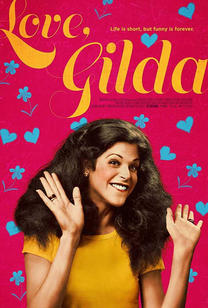 Love, Gilda (2018) poster image