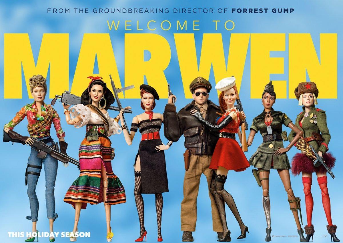 Bienvenue A Marwen 190108074908515232