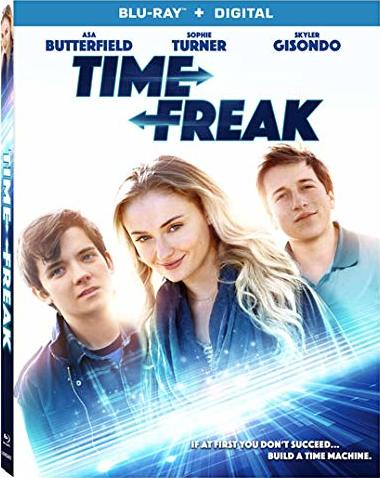Time Freak (2018) poster image