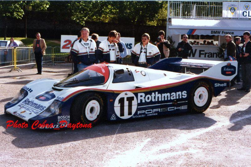 lm86-1T NP Porsche 956  hubert